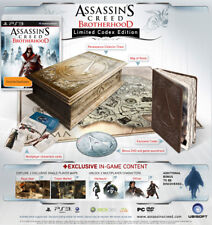 Assassin's Creed: Brotherhood Limited Codex Edition PS3