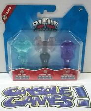 SKYLANDERS TRAP TEAM TRIPLE PACK - AIR - UNDEAD - MAGIC NUOVO PRONTO PER SPEDIRE