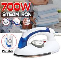 3 Gear Portable Handheld Electric Steam Iron Generator Ceramic Plate