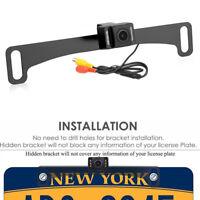 170° Adjustable HD Rear View Camera Night Vision Reverse Back Up Waterproof 6LED