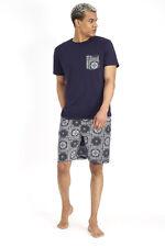 NEW Mens  Brave Soul 'Bandana Print' Short Pyjama/Lounge set