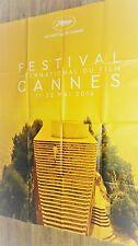 FESTIVAL  DE CANNES 2016 ! affiche cinema neuve pliée d'origine LE MEPRIS godard
