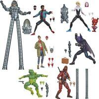 """Hasbro - Marvel Legends - Into the Spiderverse 6"""" BAF Stiltman Figure WAVE 1"""