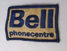 BELL PHONE CENTRE PATCH VINTAGE STORE EMPLOYEE TELEPHONE COLLECTOR