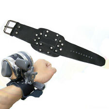 Outdoor Hunting Slingshot Wristband Guard Catapult Fishing Reel Wrist Protective