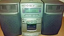 Grundig UMS5 Micro Stereo System AM/FM Radio CD Player, Digital Remote Control
