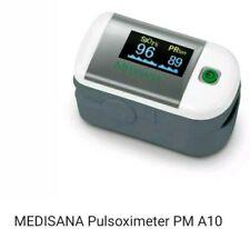 MEDISANA Pulsoximeter PM A10 Pulsmessgerät mit Fingerpuls Pulse Oximeter