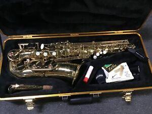Selmer Soloist Alto Saxophone With Case