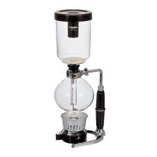 HARIO TCA-3 Siphon/Syphon Coffee Maker Vacuum Maker 3 cups Cafee w/2ClothReplace