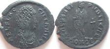 Æ Aelia Flacilla ad Follis (383-386). Constantinopla. 6,30 gr/24 mm. 1214