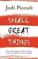 Small Great Things: 'To Kill a Mockingbird for the 21st Century' by Jodi Picoult (Paperback, 2017)