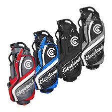New Cleveland Golf Cart Bag 14-Way Divider 3-Way Grab Handle - Pick Color
