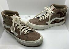 Vans SK8 Hi Pro Desert Camo Stucco Men's Classic Skate Skate Shoes Size 6