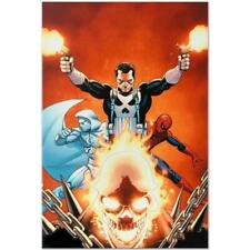 MARVEL Comics Limited Edition Shadowland (1) Numbered Canvas Art