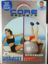 Core Secrets : 25 Minute Full Body Workout / Accelerated Core Training DVD