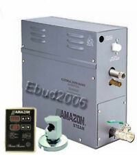 Promotion! Amazon Steam Generator 6KW @ HOME SAUNA SHOWER Bath SPA