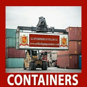 Collection Card Kits Model Shipping Containers x 12 inc Free HO Scale