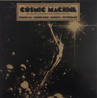 COSMIC MACHINE french avantgarde by FRANCIS LAI, ARAPDYS - [ REMIX PROMO CD  ]