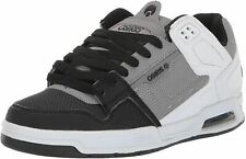 Osiris Peril White Grey Mens Skate Trainers