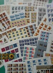 Combo 160 Assorted Mixed Designs 29¢, 32¢, 33¢, 34¢, 37¢, 39¢, 41¢, 42¢ US Stamp