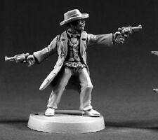 Doc Holiday Cowboy Gambler Reaper Miniatures Chronoscope Gunslinger Western