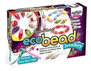 Jewellery Craft Making Kit   Girls Gifts Kids Christmas   myStyle Eco Bead