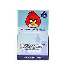 Angry Birds Trading Card 36 Pack Box (7 Cards per Pack) Official Rovio Box