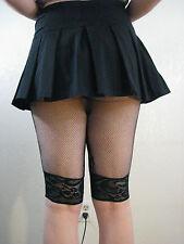 music legs pantyhose mesh with lace biker short            #100