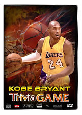 Kobe Bryant DVD Trivia Game - Fun Fact Filled Trivia Family Game on DVD Lakers
