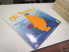 LIVRE DISQUE OH! Casimir - L'ile aux enfants 25 cm livre disque, LP - 33 tours *