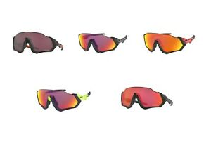 OAKLEY Flight Jacket Ultimate Brow-less Sunglasses for Cycling & Running