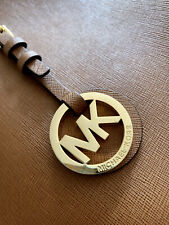 Genuine Michael Kors Jet Set Leather Tote Bag, Brown