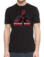 Deadpool Love You T-Shirt Unisex Men's Comedy T-Shirt Limited Edition