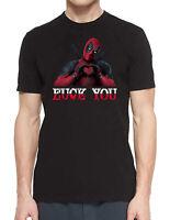 Deadpool Love You T-Shirt Unisex Men's Comedy T-Shirt Limited Edition