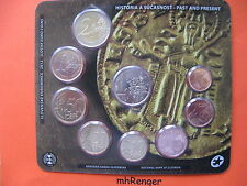 Eslovaquia 2012 kms St bu hgh-moneda kremnitz-historial y presencia -