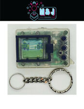BanDai Digimon 1997 Transparent Clear With Blue Tested Rare -(Aussie Seller)