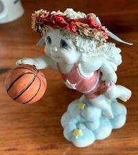 Dreamsicles Basketball Cherub Figure