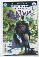 All Star Batman #14 NM Rebirth  The First Ally  DC  Comics CBX36