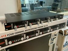 More details for warm audio wa-412 4-channel microphone preamp/d.i - bstock