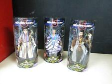 Babylon 5 lot of 3/ 1997 figures new in the box Amb Delenn, Vir, Marcus Cole NEW