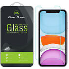 """(3-Pack) Dmax Armor Tempered Glass Screen Protector for Apple iPhone 11 (6.1"""")"""