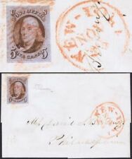 VF (Very Fine) Used Used US Stamps (19th Century)