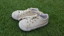 Converse ALL STAR Leather (upper) Shoes Trainers for Infant Kids Children