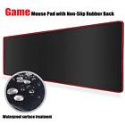 Extra Large Mouse Pad Gaming Waterproof Mousepad Desk Mat Anti-slip Rubber