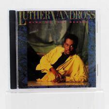 Luther Vandross - Give Me The Reason - Música Cd Álbum - BUEN ESTADO