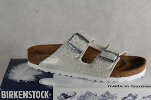 Birkenstock Mules Slippers White New