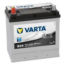 Batterie voiture Varta BLack Dynamic B24 12v 45ah 300A 219X135X225mm