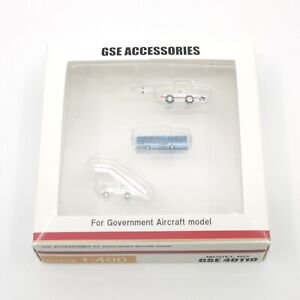 Hogan Wings GSE40110, Airport Accessories (For Government Aircraft model), 1:400