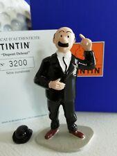 Pixi TINTIN - Dupondt debout - Boîte bleu et certificat
