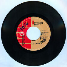 Philippines KATE BUSH Wuthering Heights 45 rpm PROMO Record